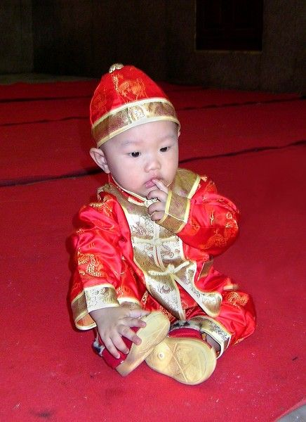 baby new year chinese